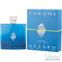 Azzaro Chrome Under the Pole EDT 100ml for Men Men's Fragrance