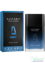 Azzaro Pour Homme Naughty Leather EDT 100ml για άνδρες