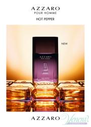 Azzaro Pour Homme Hot Pepper EDT 100ml για άνδρες Αρσενικά Αρώματα