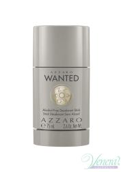 Azzaro Wanted Deo Stick 75ml για άνδρες Ανδρικά προϊόντα για πρόσωπο και σώμα