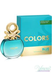 Benetton Colors de Benetton Blue EDT 50ml για γυναίκες Γυναικεία αρώματα