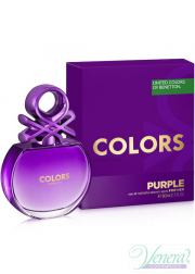Benetton Colors de Benetton Purple EDT 80m...