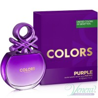 Benetton Colors de Benetton Purple EDT 80ml за Жени Дамски Парфюми