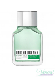 Benetton United Dreams Men Be Strong EDT 100ml για άνδρες ασυσκεύαστo Ανδρικά Аρώματα χωρίς συσκευασία