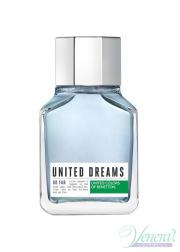 Benetton United Dreams Men Go Far EDT 100ml για άνδρες ασυσκεύαστo