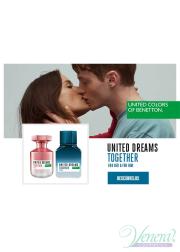 Benetton United Dreams Together EDT 50ml για γυναίκες Γυναικεία αρώματα