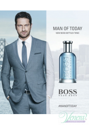 Boss Bottled Tonic EDT 100ml για άνδρες ασυσκεύαστo Men's Fragrances without package
