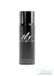 Burberry Mr. Burberry Deo Spray 150ml για άνδρες Ανδρικά Αρώματα