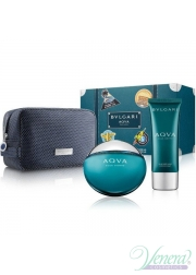 Bvlgari Aqva Pour Homme Set (EDT 100ml + AS Bal...