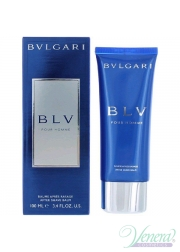 Bvlgari BLV Pour Homme After Shave Balm 100ml for Men   Συσκευασία