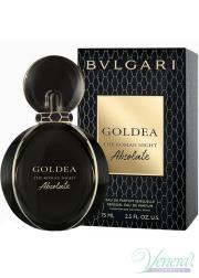 Bvlgari Goldea The Roman Night Absolute EDP 75ml για γυναίκες Γυναικεία αρώματα