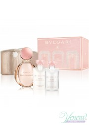Bvlgari Rose Goldea Set (EDP 90ml + BL 75ml + SG 75ml + Bag) για γυναίκες