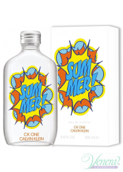 Calvin Klein CK One Summer 2019 EDT 100ml για άνδρες και Γυναικες Unisex Fragrance