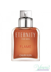 Calvin Klein Eternity Flame EDT 100ml για άνδρες ασυσκεύαστo Ανδρικά Αρώματα χωρίς συσκευασία