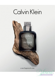 Calvin Klein Eternity Intense Set (EDT 100ml + EDT 30ml) για άνδρες Ανδρικά Σετ