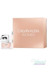 Calvin Klein Women Set (EDP 50ml + EDP 10ml) για γυναίκες Γυναικεία σετ