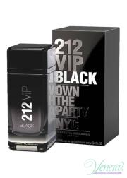 Carolina Herrera 212 VIP Black EDP 100ml για άνδρες Men's Fragrances