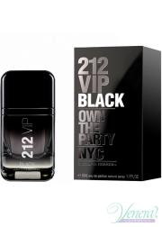Carolina Herrera 212 VIP Black EDP 50ml για άνδρες