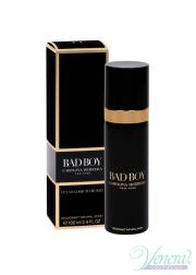 Carolina Herrera Bad Boy Deo Spray 100ml για άνδρες Ανδρικά προϊόντα για πρόσωπο και σώμα