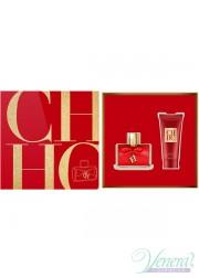 Carolina Herrera CH Privee Set (EDP 80ml + Body Cream 100ml) για γυναίκες