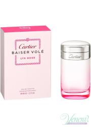 Cartier Baiser Vole Lys Rose EDT 100ml για γυναίκες