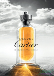 Cartier L'Envol EDP 80ml για άνδρες ασυσκεύαστo Men's Fragrances without package