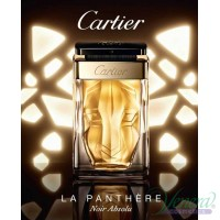Cartier La Panthere Noir Absolu EDP 75ml για γυναίκες ασυσκεύαστo Γυναικεία αρώματα χωρίς συσκευασία