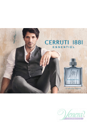 Cerruti 1881 Essentiel EDT 100ml για άνδρες Ανδρικά Αρώματα