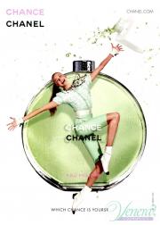 Chanel Chance Eau Fraiche EDT 100ml για γυναίκες ασυσκεύαστo Γυναικεία αρώματα χωρίς συσκευασία