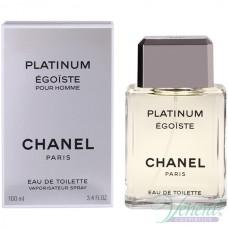 Chanel Egoiste Platinum EDT 100ml για άνδρες