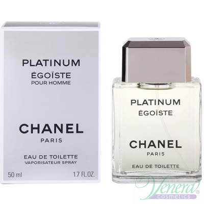 Chanel Egoiste Platinum EDT 50ml για άνδρες