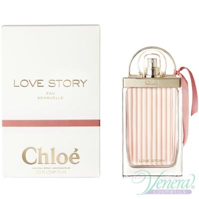 Chloe Love Story Eau Sensuelle EDP 75ml για γυναίκες