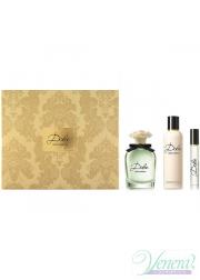 Dolce&Gabbana Dolce Set (EDP 75ml + EDP 10ml + BL 100ml) για γυναίκες