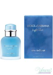 Dolce&Gabbana Light Blue Eau Intense Pour Homme EDP 50ml για άνδρες Ανδρικά Аρώματα