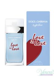 Dolce&Gabbana Light Blue Love Is Love Pour Femme EDT 100ml για γυναίκες Γυναικεία Аρώματα