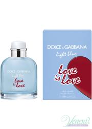Dolce&Gabbana Light Blue Love Is Love Pour Homme EDT 75ml για άνδρες Ανδρικά Аρώματα