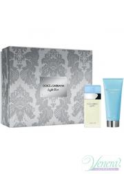 Dolce&Gabbana Light Blue Set (EDT 50ml + Body Lotion 100ml) για γυναίκες Γυναικεία σετ