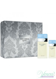 Dolce&Gabbana Light Blue Set (EDT 100ml + EDT 25ml) για γυναίκες Γυναικεία σετ