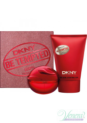 DKNY Be Tempted Set (EDP 30ml + BL 100ml) για γυναίκες Γυναικεία Σετ