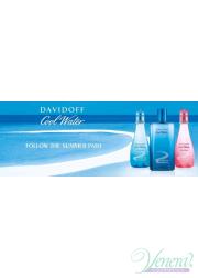 Davidoff Cool Water Caribbean Summer Edition EDT 100ml για γυναίκες Ανδρικά Αρώματα