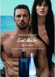 Davidoff Cool Water Intense EDP 75ml για άνδρες