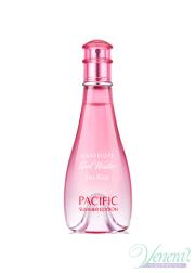 Davidoff Cool Water Sea Rose Pacific Summer EDT 100ml για γυναίκες ασυσκεύαστo Προϊόντα χωρίς συσκευασία