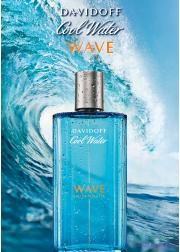 Davidoff Cool Water Wave EDT 75ml για άνδρες Ανδρικά Αρώματα