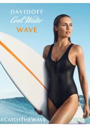 Davidoff Cool Water Wave Body Lotion 150ml για γυναίκες Γυναικεία προϊόντα για πρόσωπο και σώμα