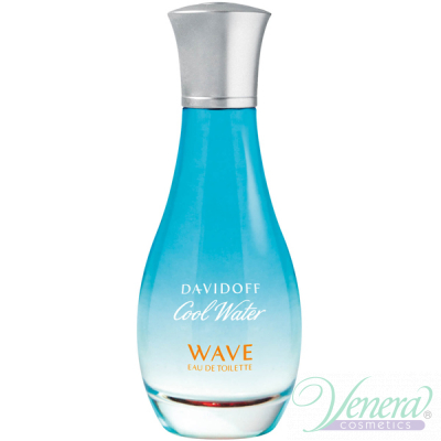 Davidoff Cool Water Woman Wave EDT 100ml για γυναίκες ασυσκεύαστo Γυναικεία αρώματα  χωρίς συσκευασία