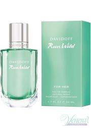 Davidoff Run Wild for Her EDP 50ml για γυναίκες Γυναικεία Аρώματα