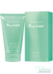 Davidoff Run Wild for Her Body Lotion 150ml για...