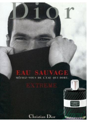 Dior Eau Sauvage Extreme EDT 100ml για άνδρες ασυσκεύαστo Ανδρικά Аρώματα χωρίς συσκευασία