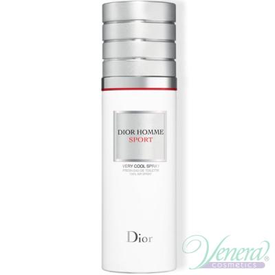 Dior Homme Sport Very Cool Spray EDT 100ml για άνδρες ασυσκεύαστo Ανδρικά Аρώματα χωρίς συσκευασία