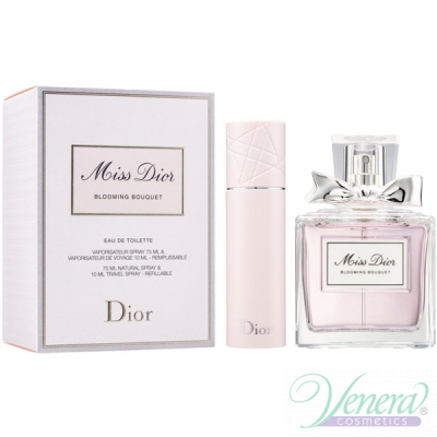 Dior Miss Dior Blooming Bouquet Set (EDT 75ml + EDT 10ml) για γυναίκες Gift Sets